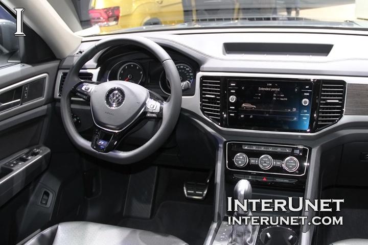 2018 Volkswagen Atlas | interunet