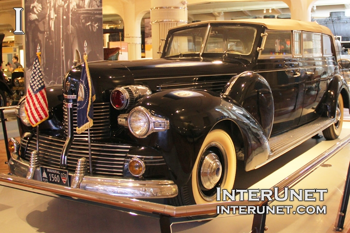 Cars Used By Presidents Of The United States Interunet