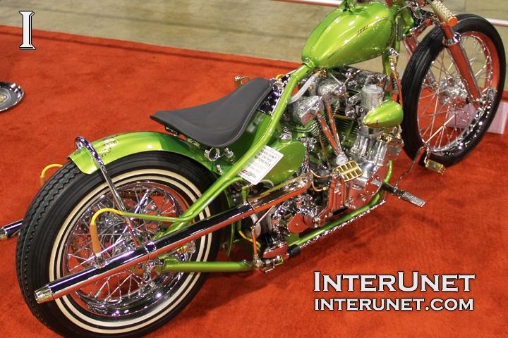 Twisted Bobber Freestyle Custom Motorcycle Interunet
