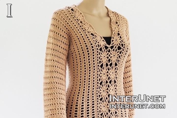 Shrug Crochet Pattern Interunet