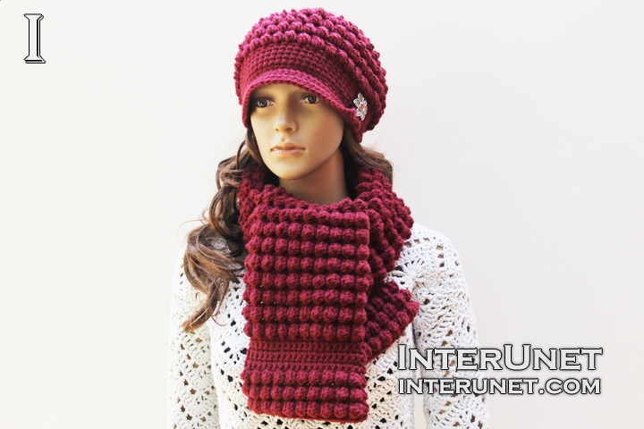 scarf-red